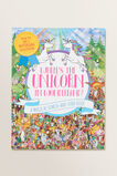 Wheres The Unicorn In Wonderland? Book  MULTI  hi-res