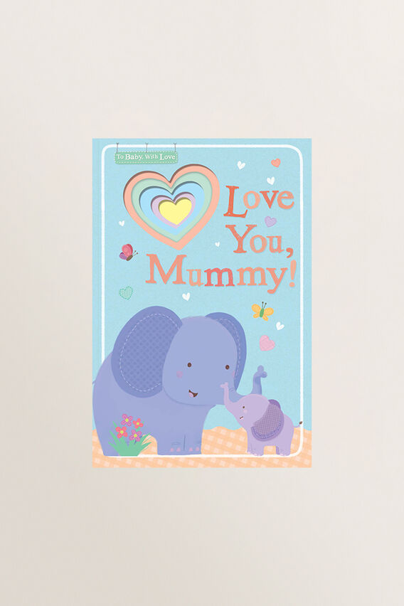Love You Mummy Book  MULTI  hi-res