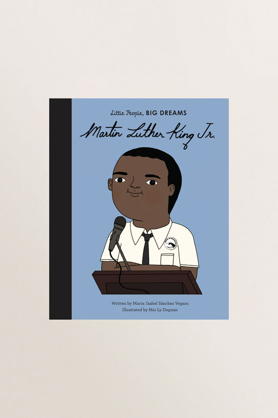 Little People  Big Dreams: Martin Luther King Jnr Book  MULTI  hi-res