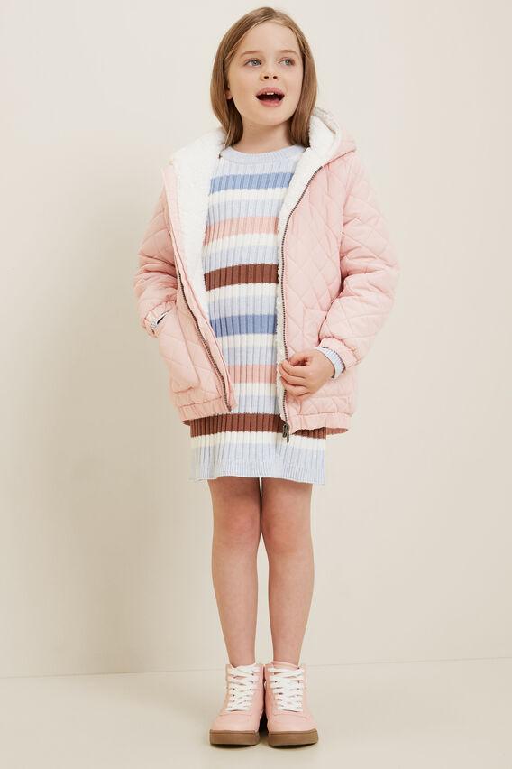 Knitted Dress  BLUEBELLE MARLE  hi-res
