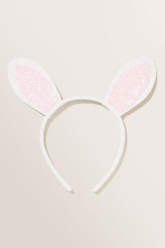 Glitter Bunny Ears  MULTI  hi-res