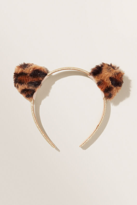 Fur Ear Headband  MULTI  hi-res