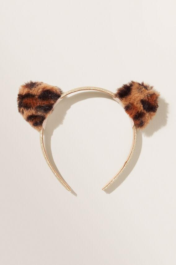 Fur Ear Headband  MULTI  hi-res