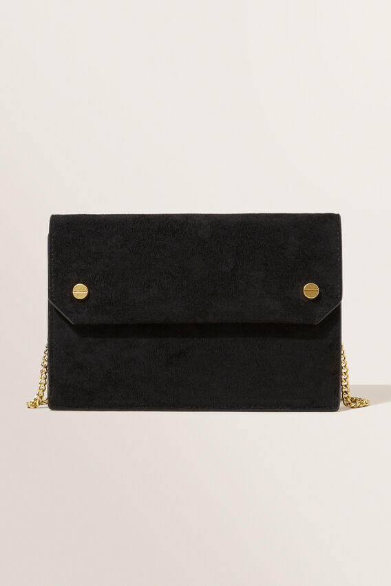 Jessie Chain Wallet  BLACK  hi-res