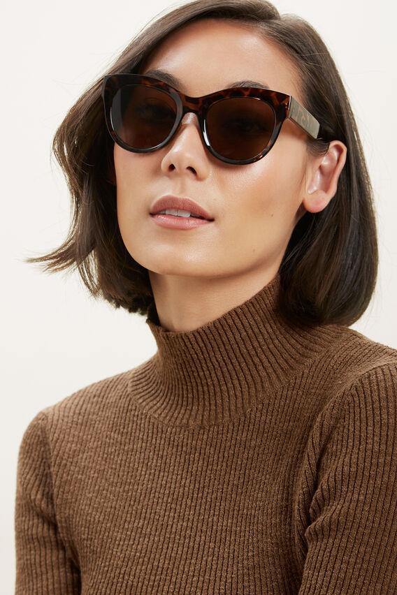 Lisa Cat Eye Sunglasses  TORT  hi-res