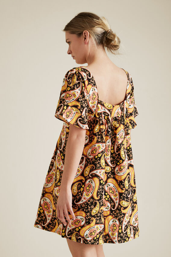 Resort Paisley Dress  PAISLEY  hi-res