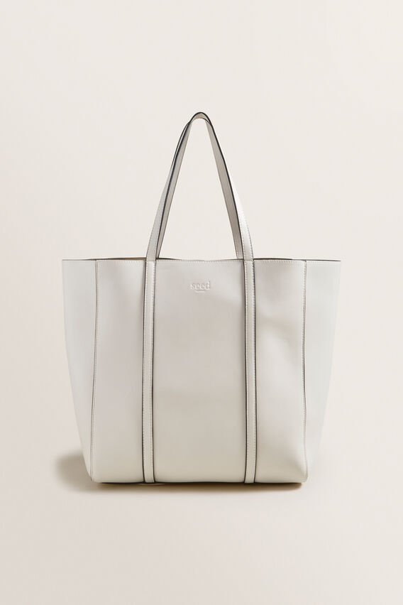 Seed Essential Tote  FRENCH VANILLA  hi-res