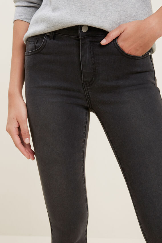 Core Skinny Jean  CHARCOAL DENIM  hi-res