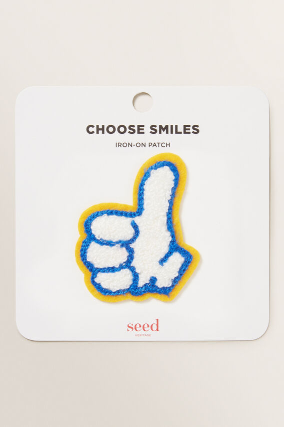 Thumbs Up Patch  MULTI  hi-res