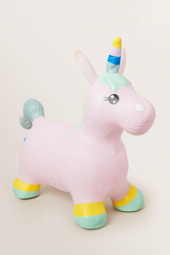 Unicorn Hopper  PINK  hi-res