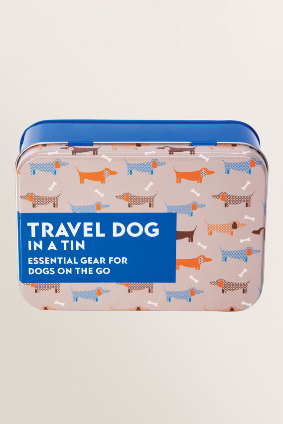 Travel Dog In A Tin  MULTI  hi-res
