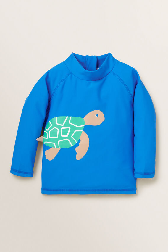 Turtle Rashvest  BLUE CRUSH  hi-res