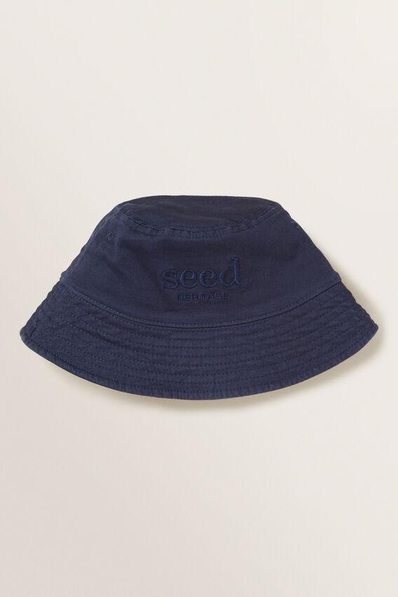 Heritage Bucket Hat  MIDNIGHT BLUE  hi-res
