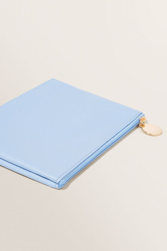 Made By Me Pouch  BLUE  hi-res
