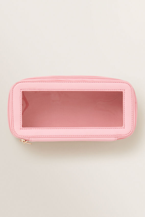 Made By Me Cosmetic Case  POP PINK  hi-res