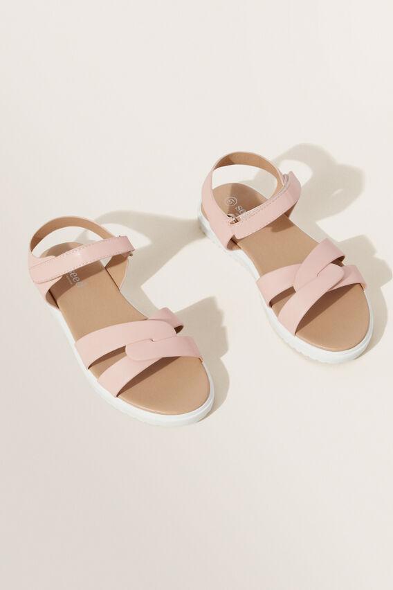 Summer Sandal  PINK  hi-res