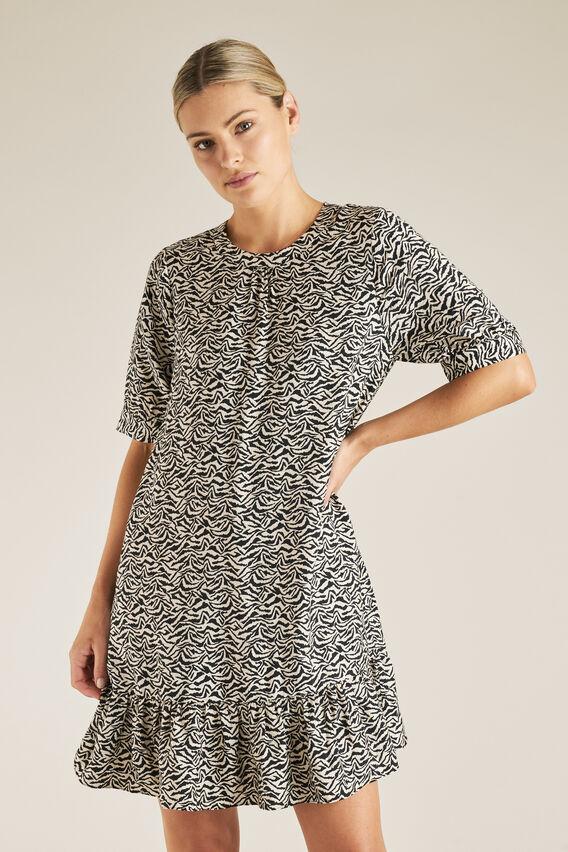 Mini Zebra Dress  ZEBRA  hi-res