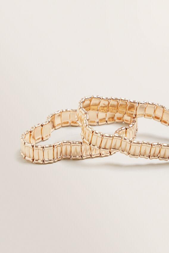 Double Bracelet Pack  GOLD  hi-res