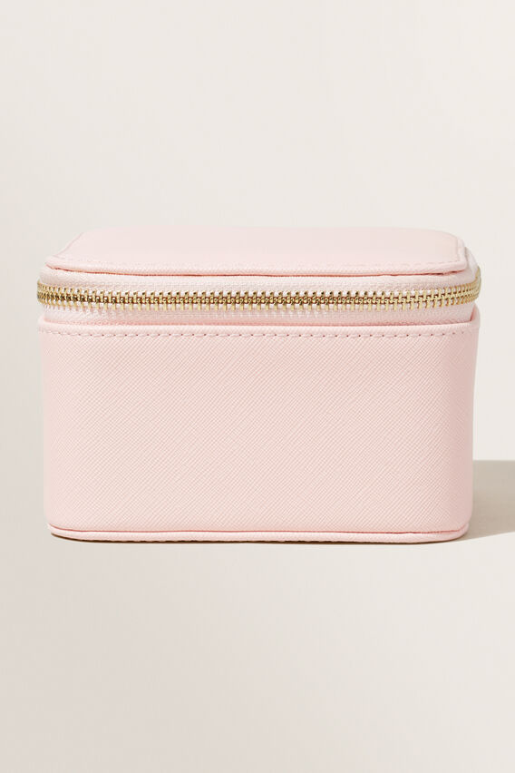 Large Jewellery Case  ASH PINK  hi-res