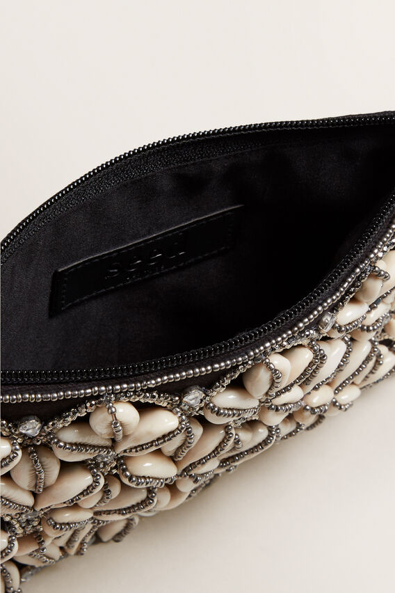 Shell Pouch  BLACK  hi-res