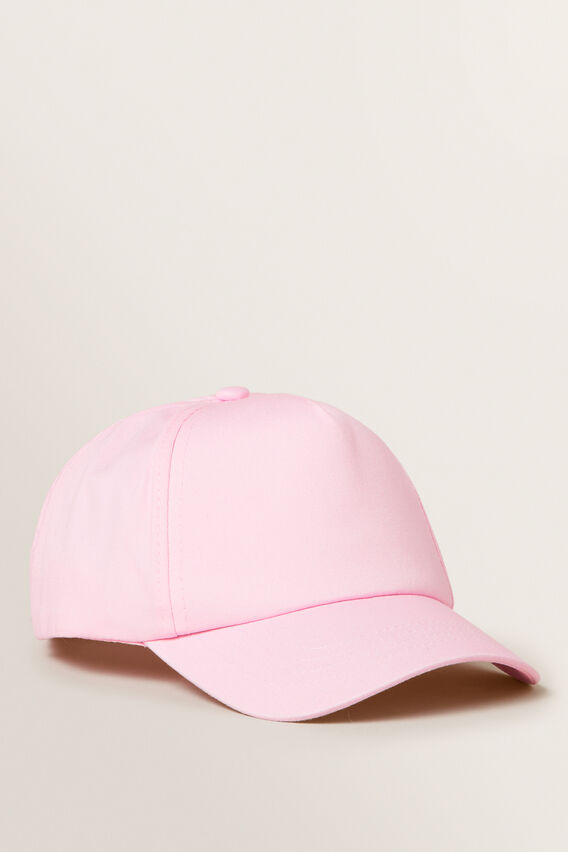 Choose Smiles Cap  PINK  hi-res