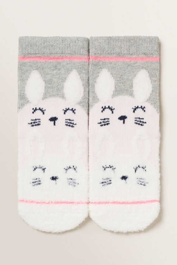 Stack Rabbit Socks  MULTI  hi-res