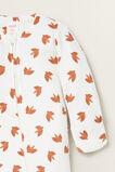 Bird Yardage Zipsuit  CANVAS  hi-res