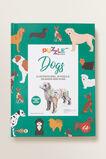 Puzzle Book Dogs  MULTI  hi-res