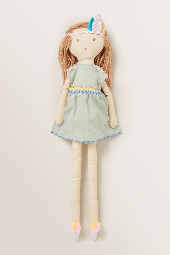 Miss Summer Doll  MULTI  hi-res