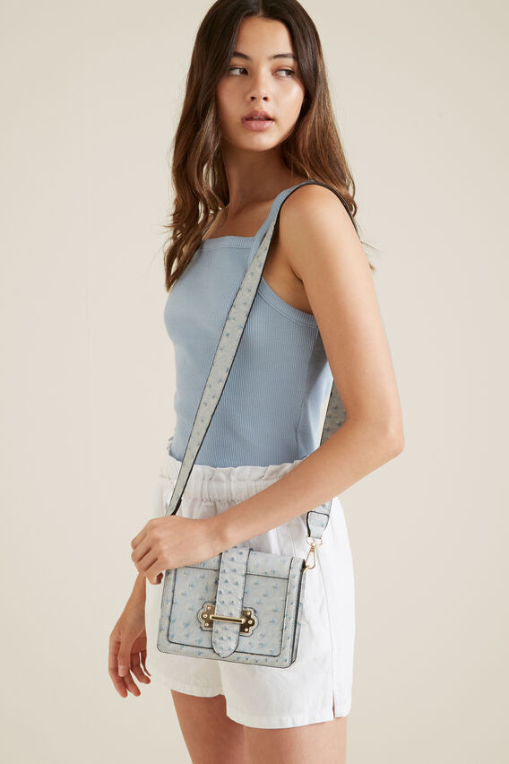 Camera Crossbody Bag  DENIM  hi-res