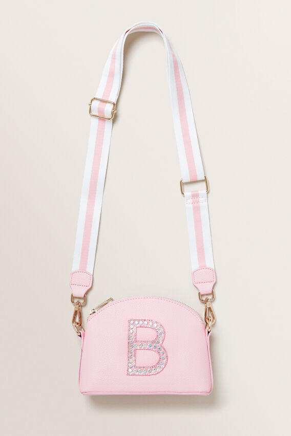 Initial Jewel Bag  B  hi-res