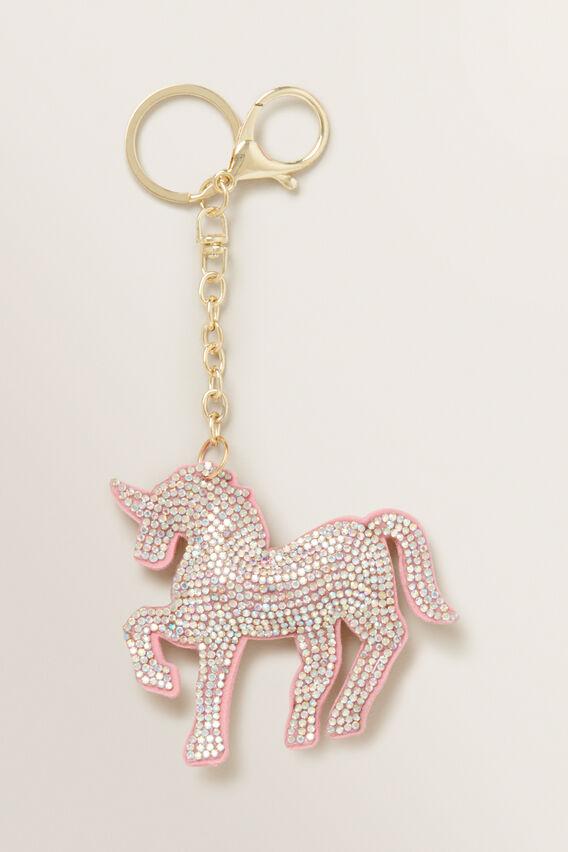 Made By Me Unicorn Bag Charm  UNICORN  hi-res