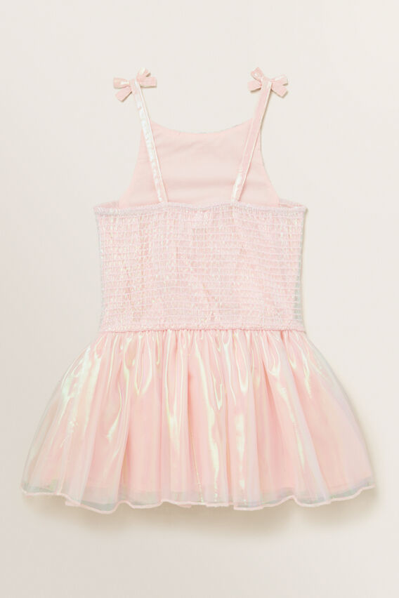 Shimmer Tutu Dress  DUSTY ROSE  hi-res