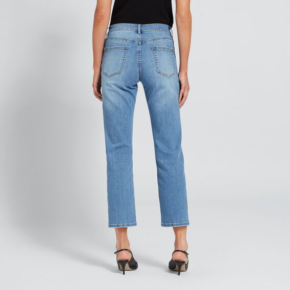 Wide Leg Fashion Jean  CLASSIC DENIM  hi-res