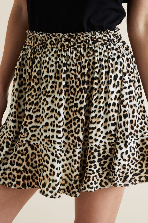 Mini Ocelot Skirt  OCELOT  hi-res