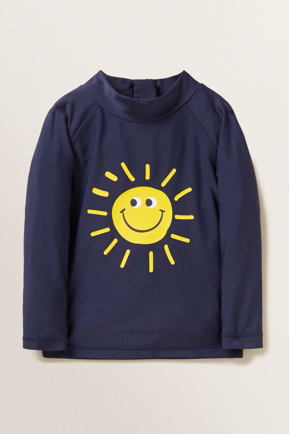Sun Rashvest  MIDNIGHT BLUE  hi-res