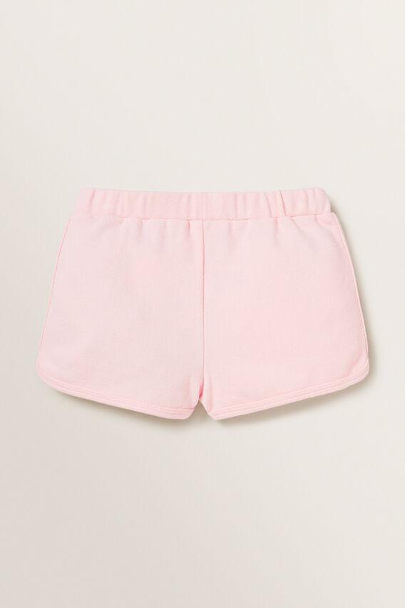 Pique Shorts  DUSTY ROSE  hi-res