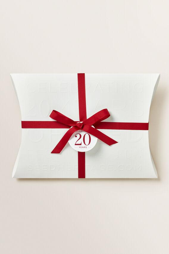 Make A Wish Pillow Box  WHITE  hi-res