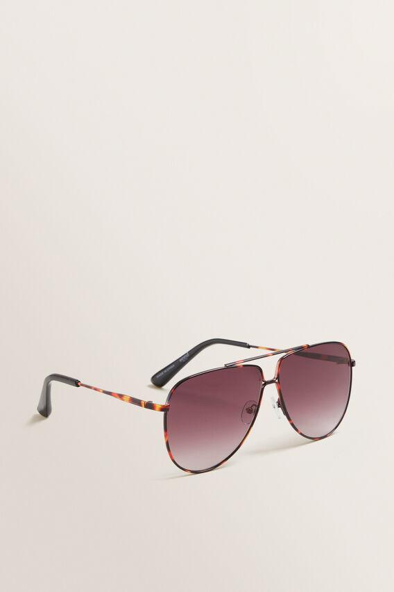 Isla Aviator Sunglasses  TORT  hi-res