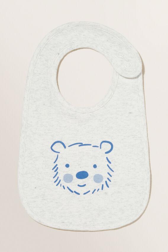 Bear Bib  ICY MARLE  hi-res