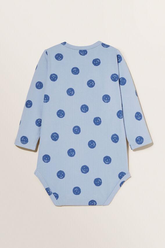 Face Bodysuit  CLOUD BLUE  hi-res