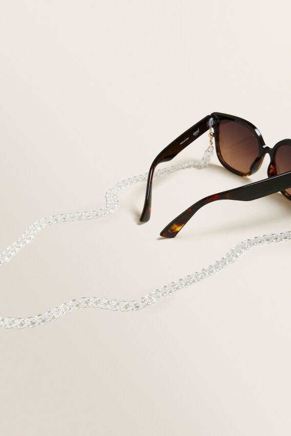 Sunglasses Chain  CLEAR  hi-res