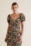 Off Shoulder Floral Bodice  VINTAGE PAISLEY  hi-res