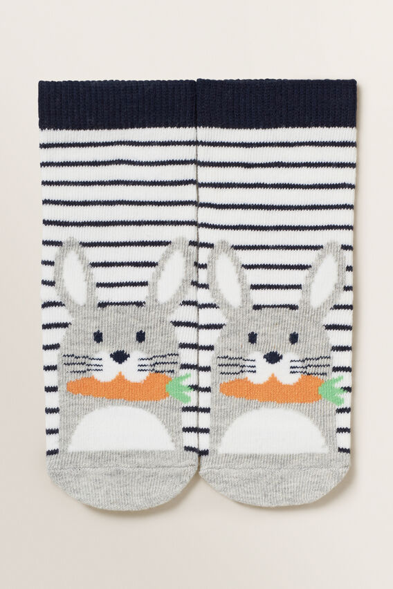 Bunny Socks  MULTI  hi-res