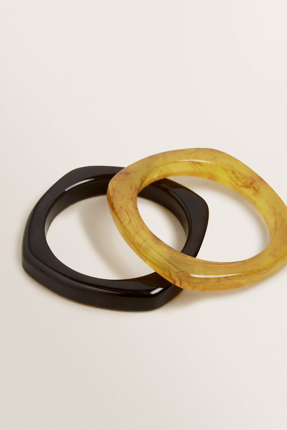 Double Tort Bracelet Pack  MIXED TORT  hi-res