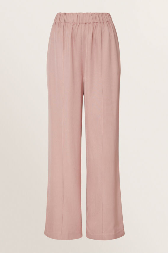 Wide Leg Trouser  NEUTRAL PINK  hi-res