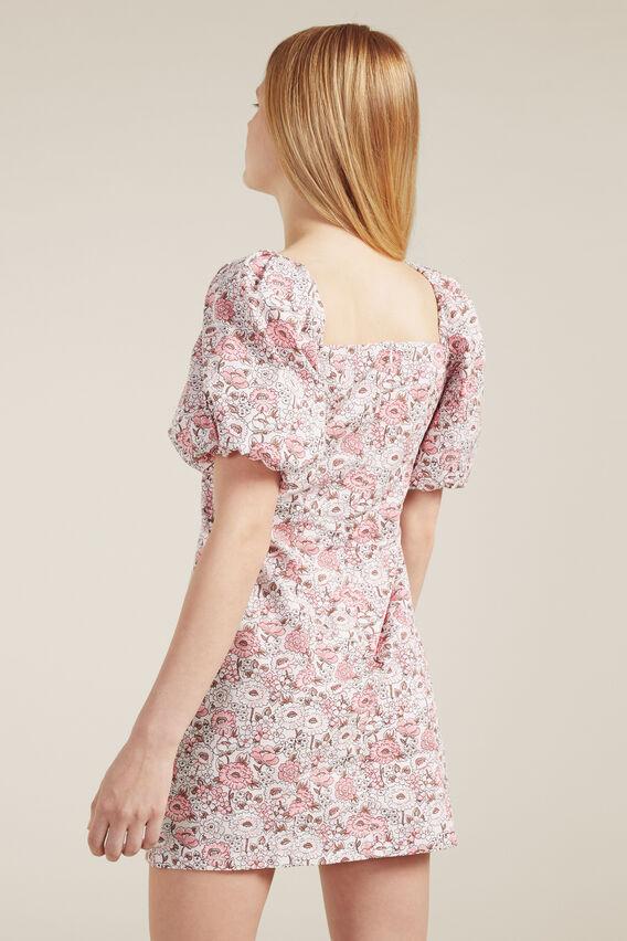Floral Poplin Dress  FLOSS  hi-res