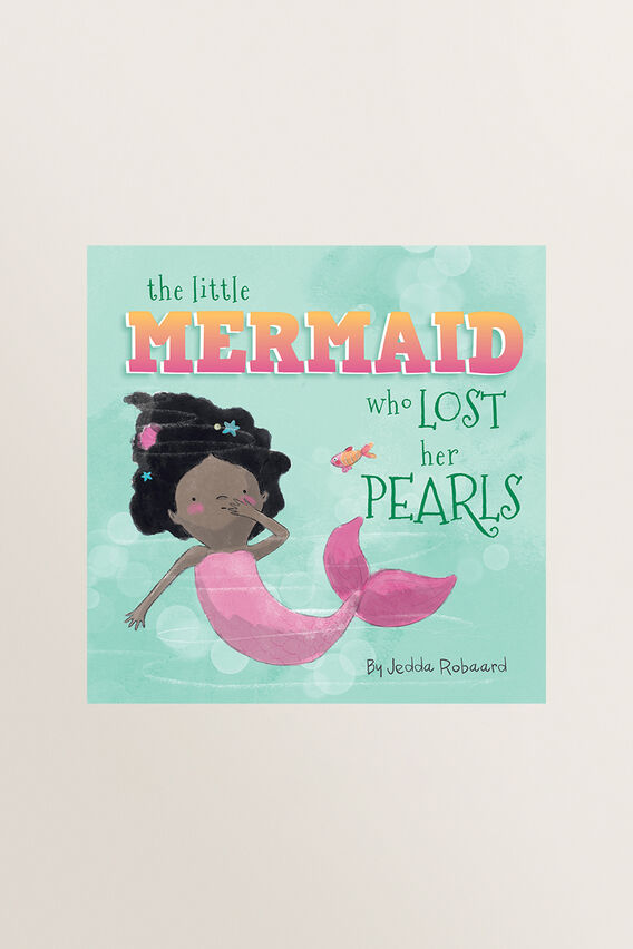 The Little Mermaid Who Lost Her Pearls  MULTI  hi-res