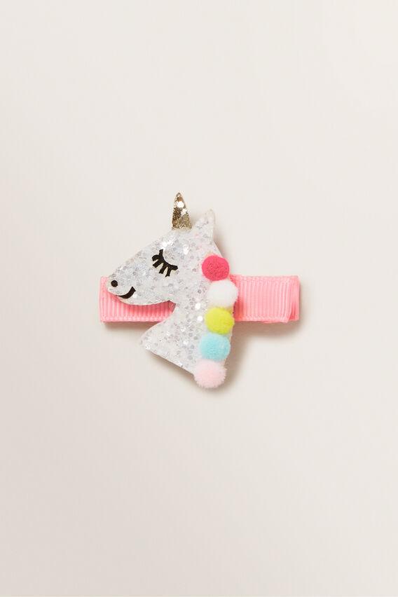 Unicorn Duck Clip  MULTI  hi-res