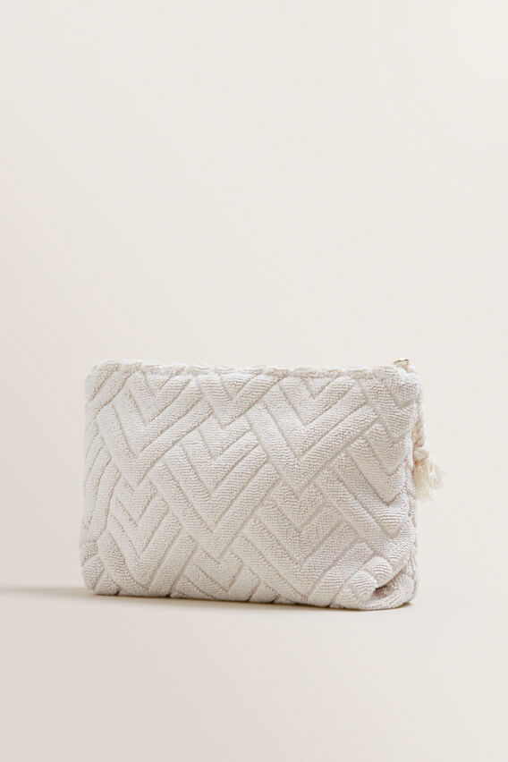 Terry Pouch  SAND BEIGE  hi-res
